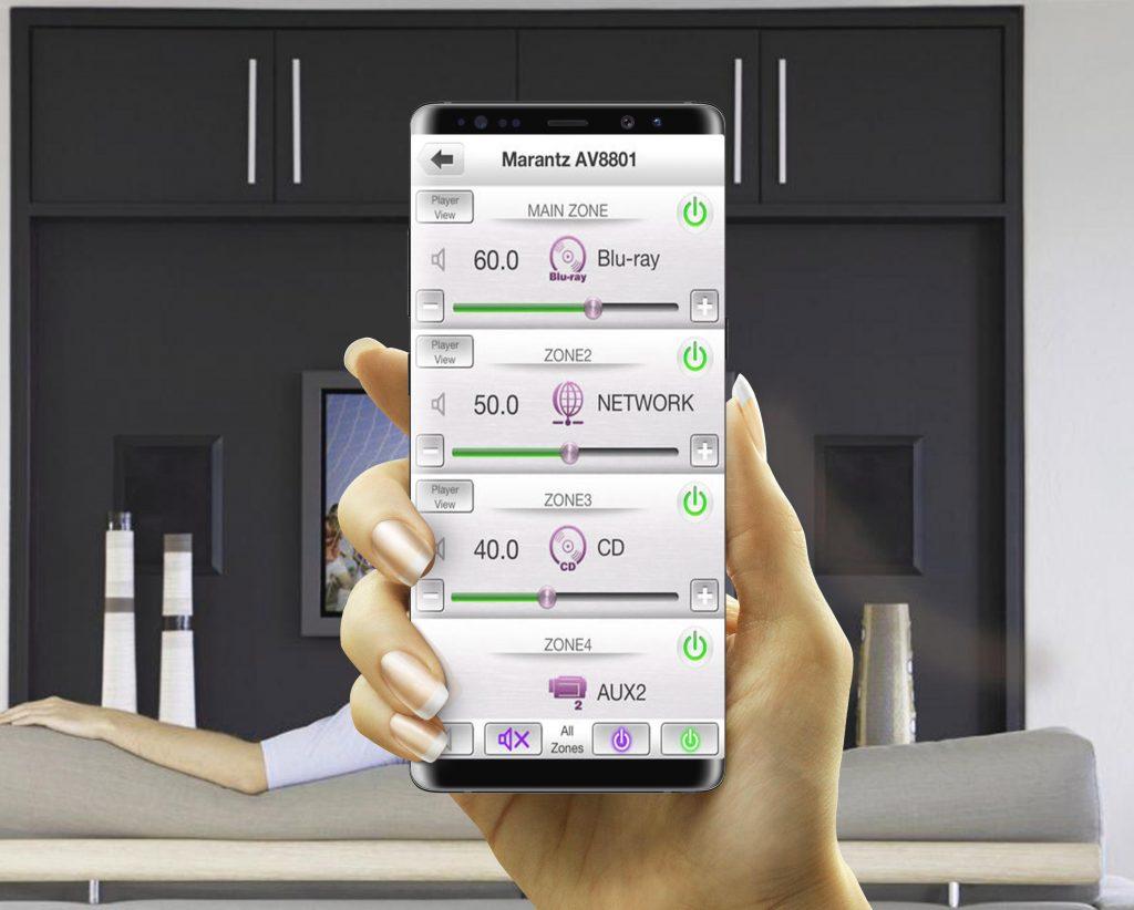 Zoom app for Smart TV