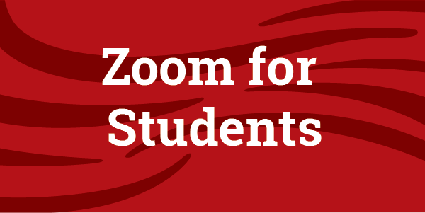 Zoom Instructions for Students