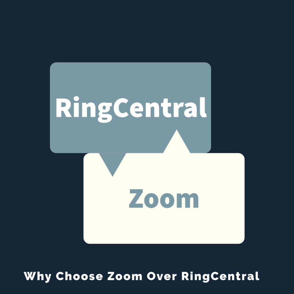 RingCentral vs Zoom