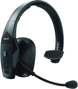 BlueParrott B550-XT Voice-Controlled Bluetooth Headset