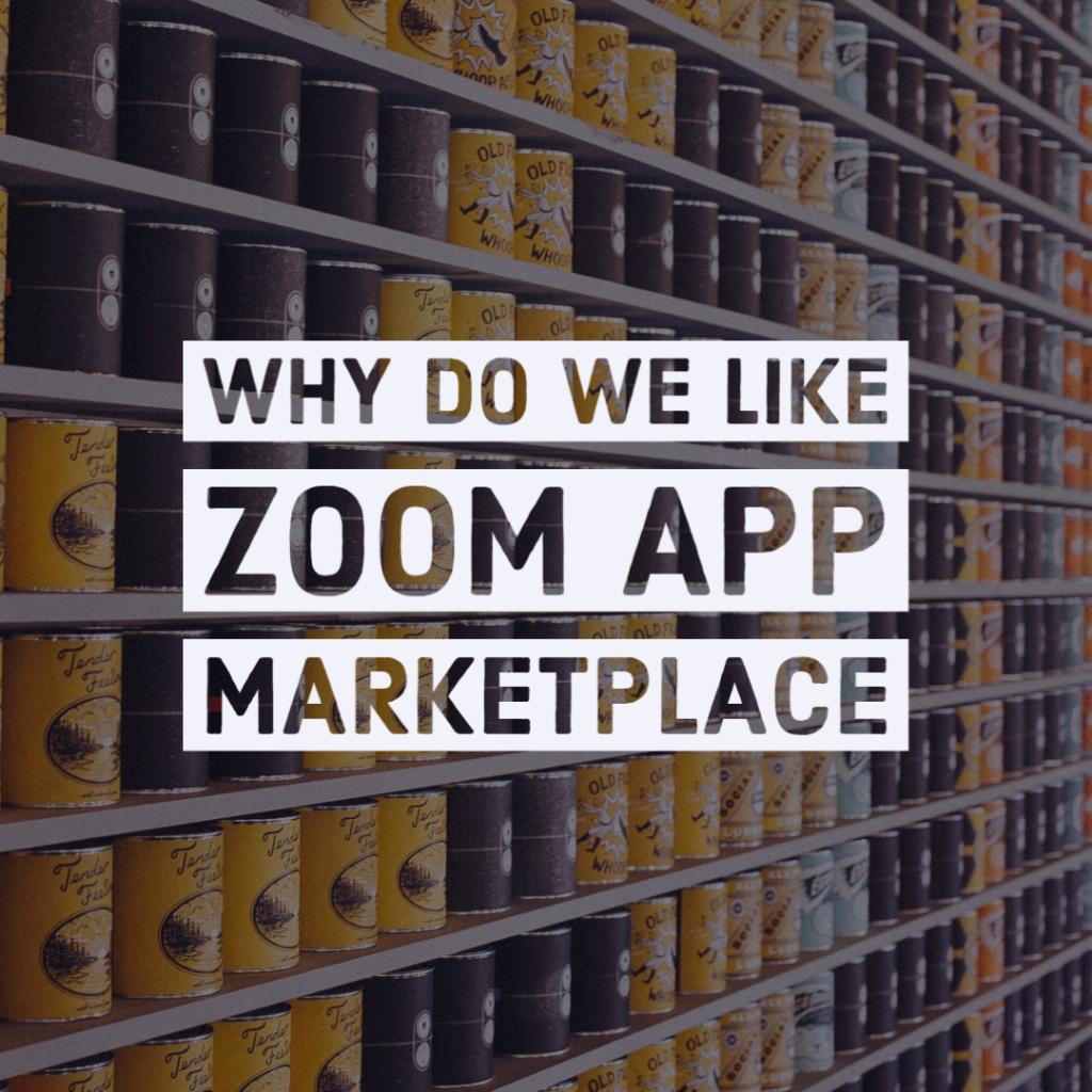 Zoom App Marketplace