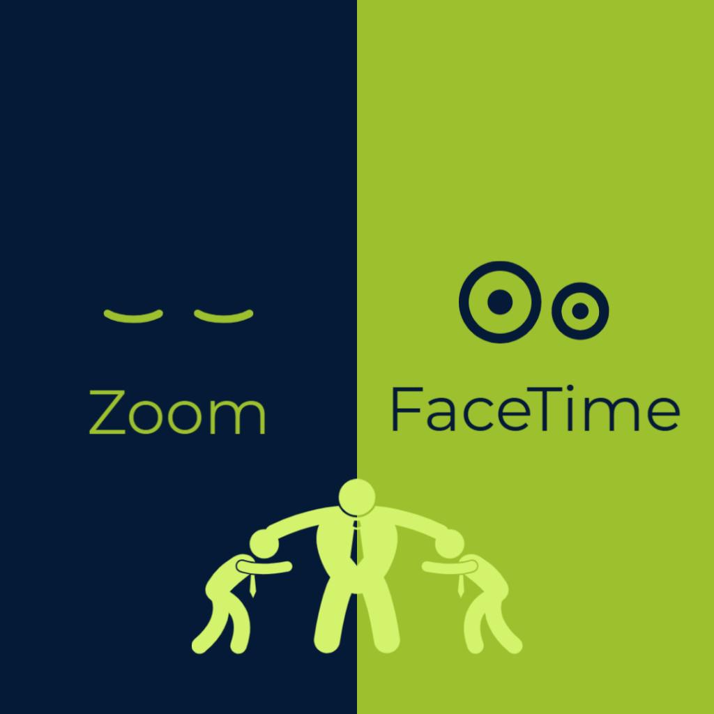 Zoom vs FaceTime