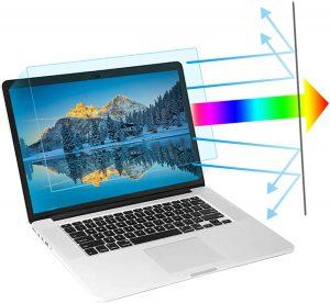 2PC Anti Blue Light Screen Protector