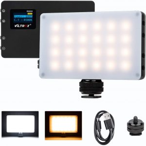 VILTROX LED On Camera Video Light