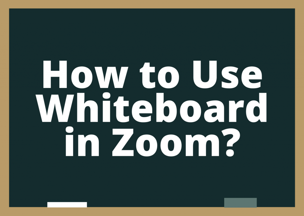 Zoom Whiteboard