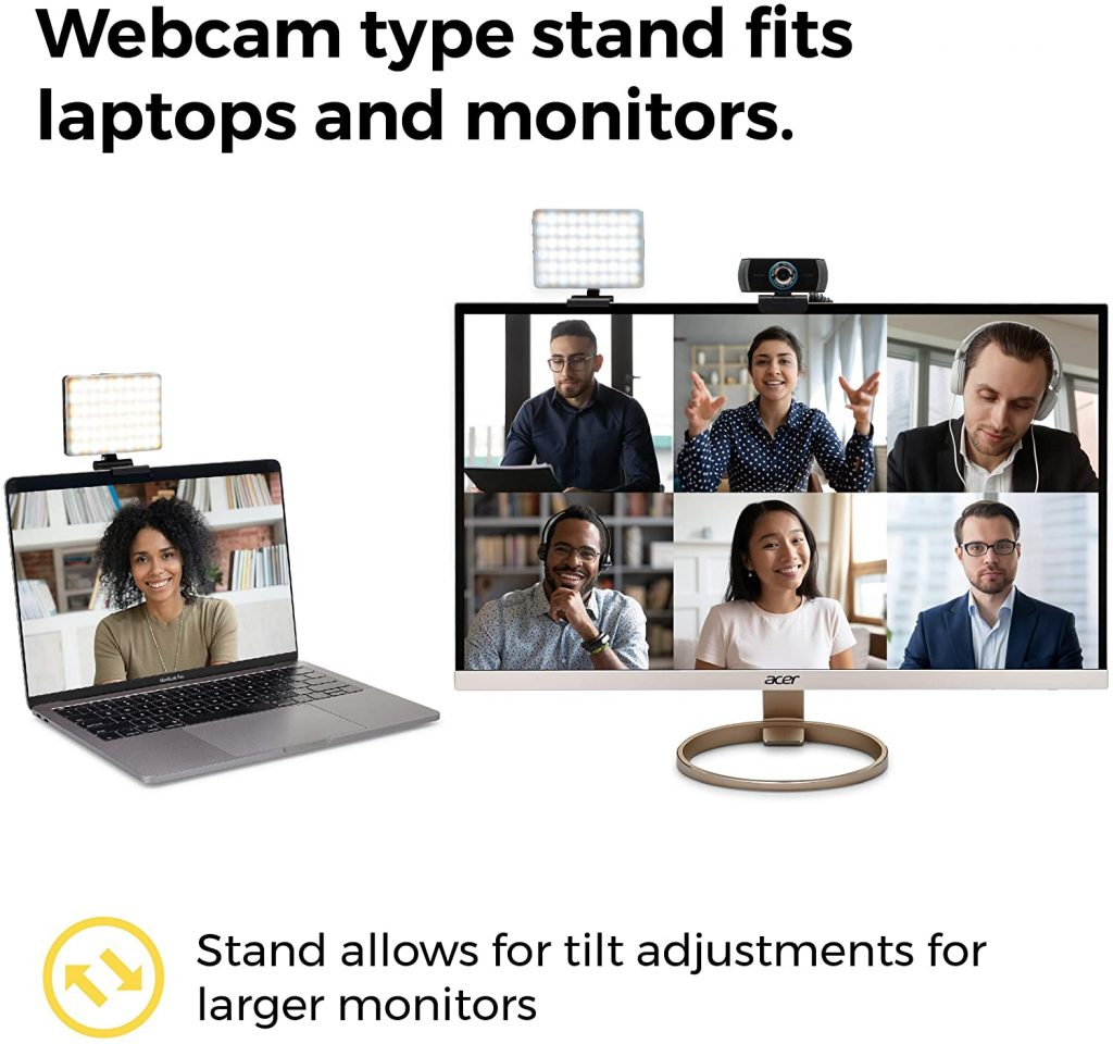 HumanCentric ScreenLight - Video Conference Light