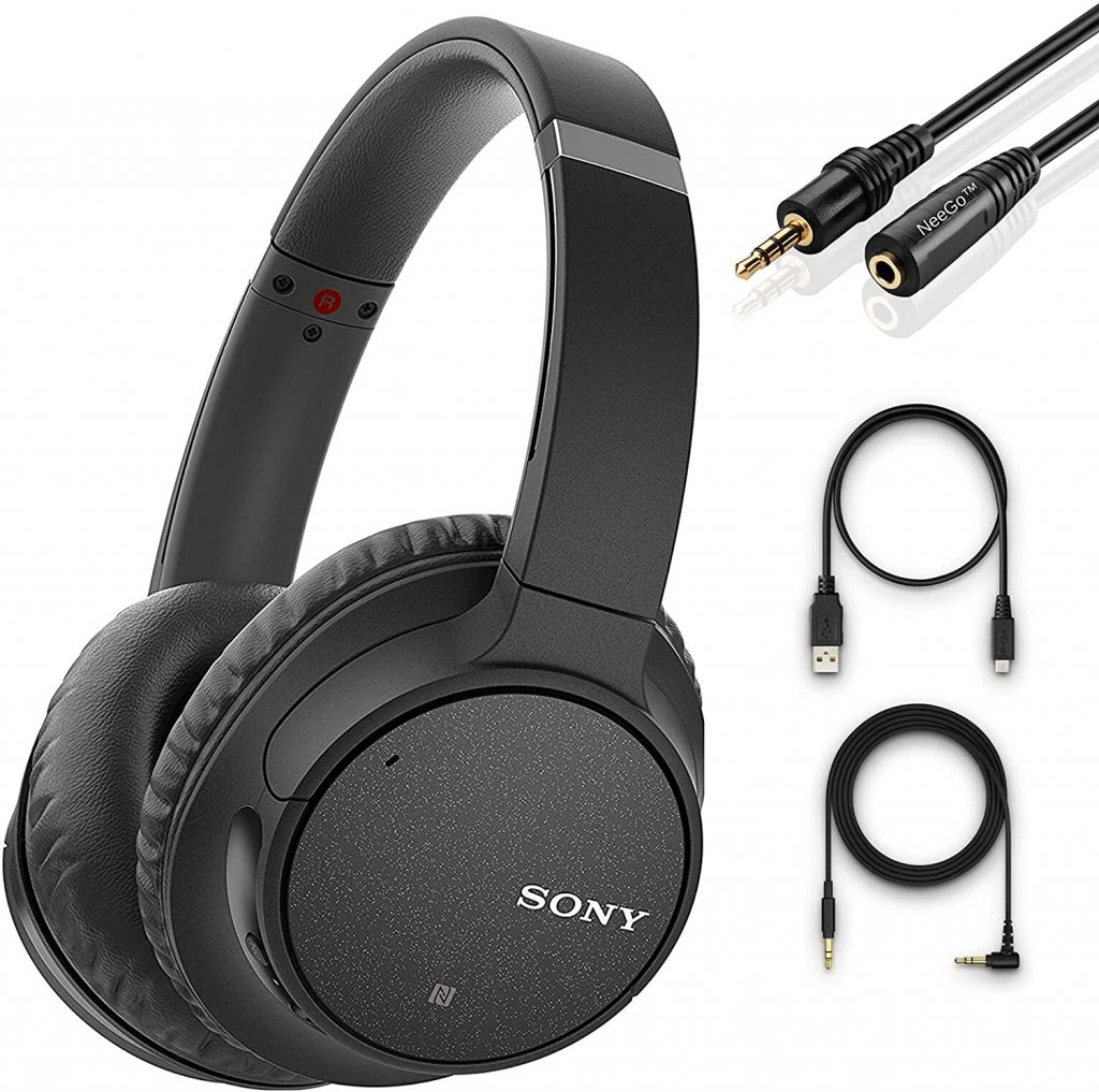 Sony Noise Cancelling Headphones WHCH700N